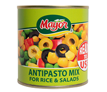 Antipasto Mix for Rice & Salads