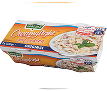 Creamylight for Cooking Mushroom Flavour