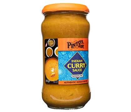 Indian Curry Sauce Medium
