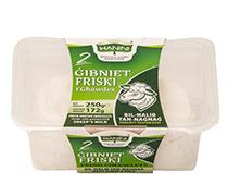 2 Gibniet Friski t'Ghawdex bil-Halib tan-Naghag (Fresh Cheeselets Sheep)
