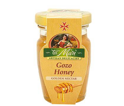 Gozo Honey Golden Nectar