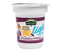Light Yogurt Prune and Honey