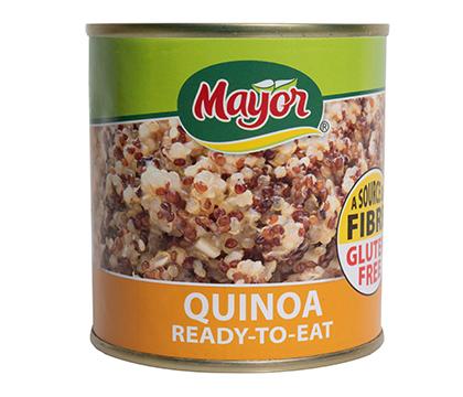 Quinoa Ready-To-Eat