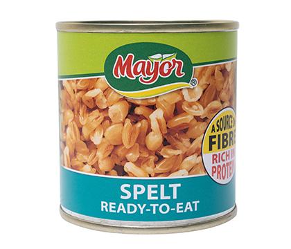 Spelt Ready-to Eat