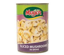 Sliced Mushroom in Brine