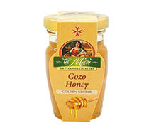 Gozo Honey Golden Nectar