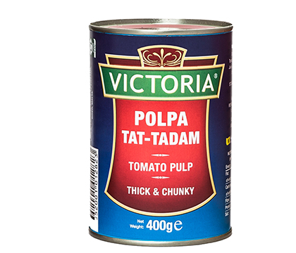 Tomato Pulp (Thick & Chunky)