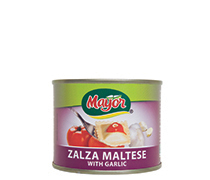 Zalza Maltese with Garlic
