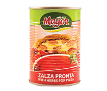 Zalza Pronta with Herbs