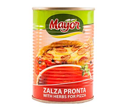 Zalza Pronta with Herbs