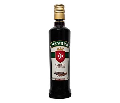 Carob Liqueur