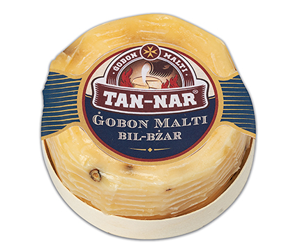 Tan-Nar Gobon Malti bil-Bzar (Pepper)