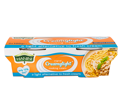 Creamylight for Cooking - Original Pack of 2
