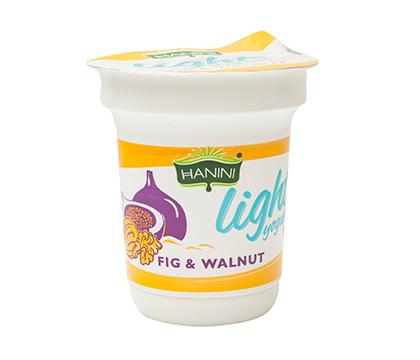Light Yogurt Fig and Walnut