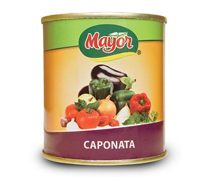 Caponata in Can