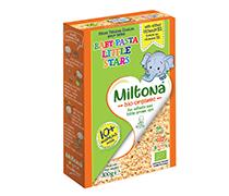Bio-Organic Baby Pasta Little Stars 10+