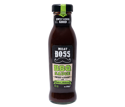 Meat Boss BBQ Sauce with Dates & Molasses