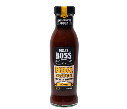 Meat Boss BBQ Sauce with Honey