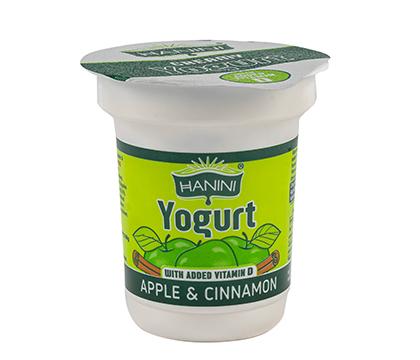 Apple & Cinnamon Yogurt with added Vitamin D