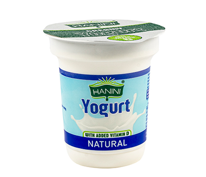 Natural Yogurt with added Vitamin D
